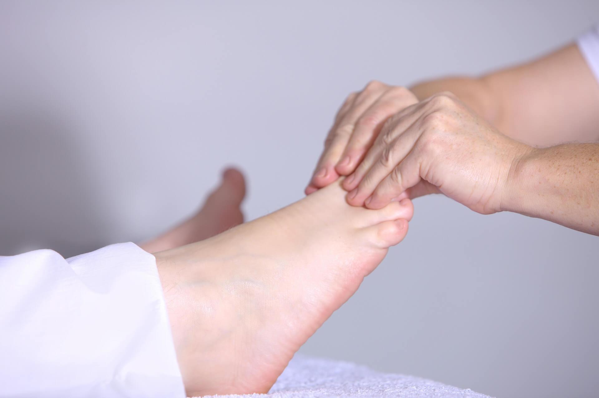 Soins des pieds Québec